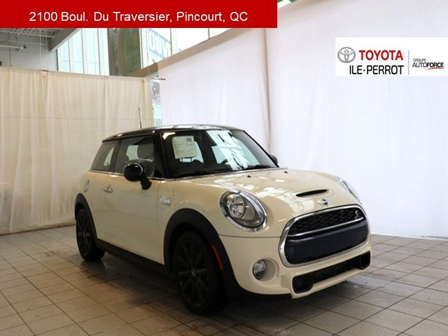 Mini Cooper Hardtop S, A/C, CUIR, TOIT OUVR, PUSH-START, BLUETOOT 2016