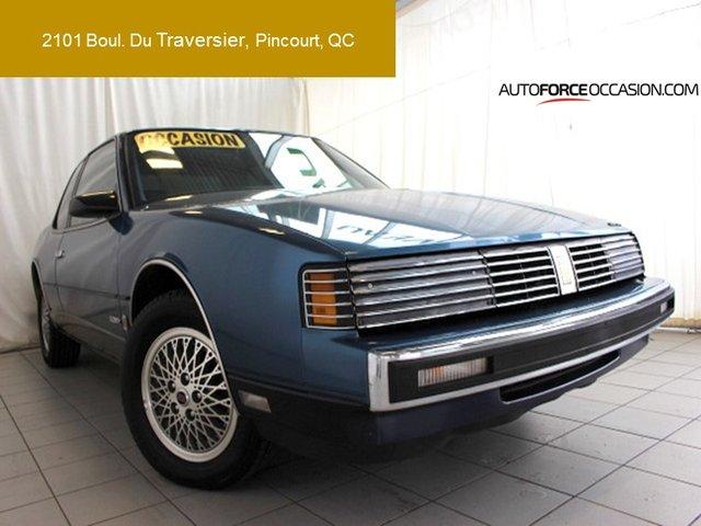 Oldsmobile Toronado BROUGHAM 1 PROPRIO BAS KM CUIR AC TOUTE EQUIP 1987