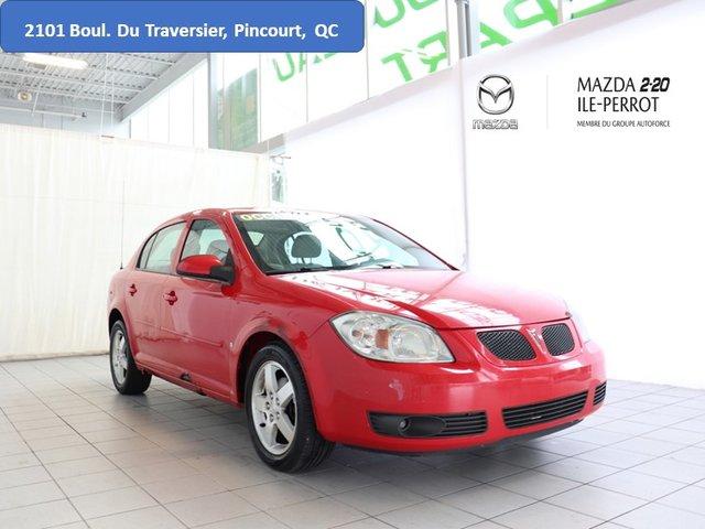 Pontiac G5 SE BONNE MÉCANIQUE ÉCONOMIQUE + PETIT PRIX 2007