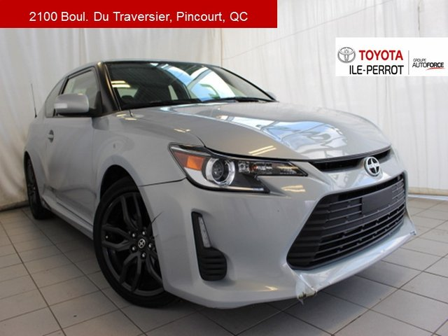 Scion tC 6MT, A/C, GR ELEC, SYSTEME PIONEER, BLUETOOTH 2014