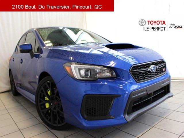 Subaru WRX STI SPORT-TECH, A/C, NAVI, TOIT OUVR, BLUETOO 2018