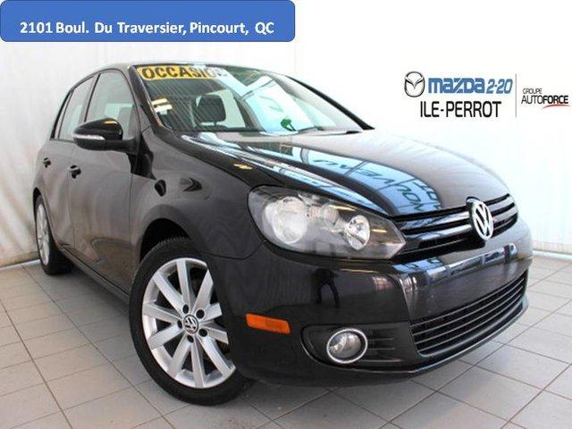 Volkswagen Golf COMFORTLINE AUTO A/C TOIT 2011