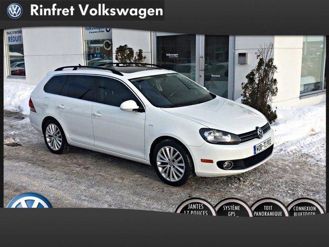Volkswagen Golf wagon Wolfsburg 2.0 TDI 2014