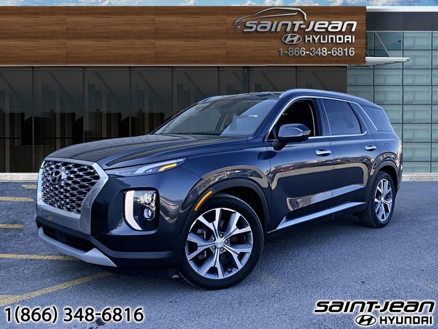 Hyundai Palisade Luxury // CUIR + TOIT + BLUETOOTH 2020