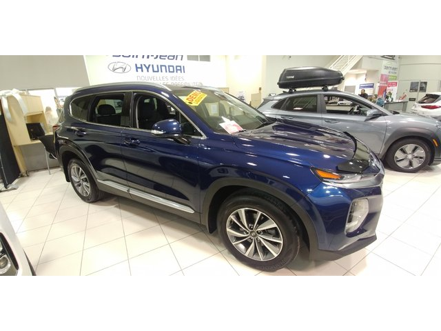 Hyundai Santa Fe 2.0T PREFERRED AWD 6500$ DE RABAIS 2019