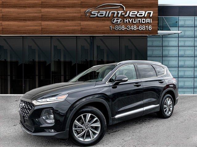 Hyundai Santa Fe Preferred 2.4 TI // MAGS + REG DE VITESSE ADA 2019