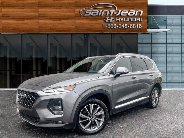 Hyundai Santa Fe Luxury / 2.0T + TOIT PANO + APPLE CARPLAY 2019