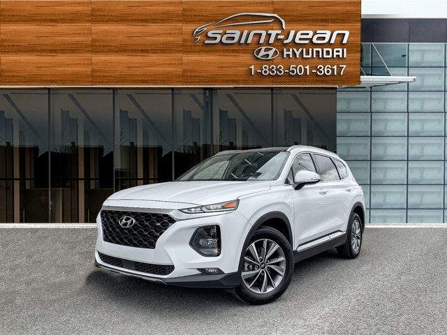 Hyundai Santa Fe Preferred AWD // TOIT + CUIR + REG DE VITESSE 2020