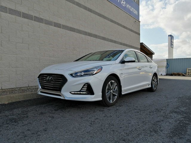 Hyundai Sonata Plug-In Hybrid ULTIMATE HYBRIDE RECHARGEABLE 6000$ RABAIS 2019