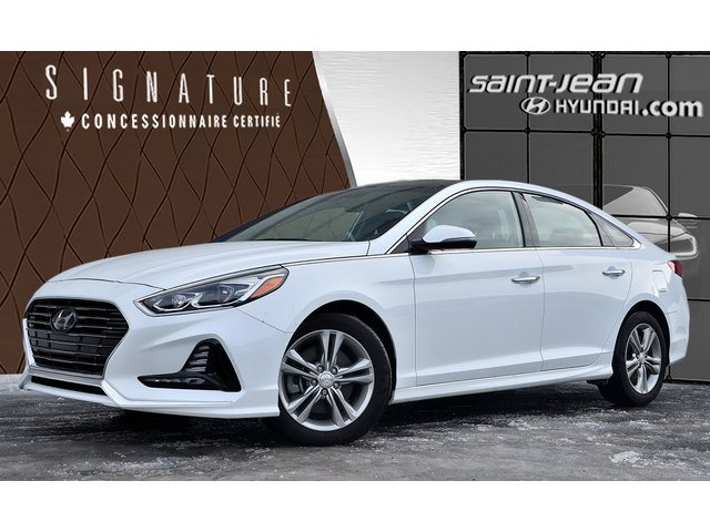 Hyundai Sonata Limited 2018 0% disponible Toit panoramique C 2018