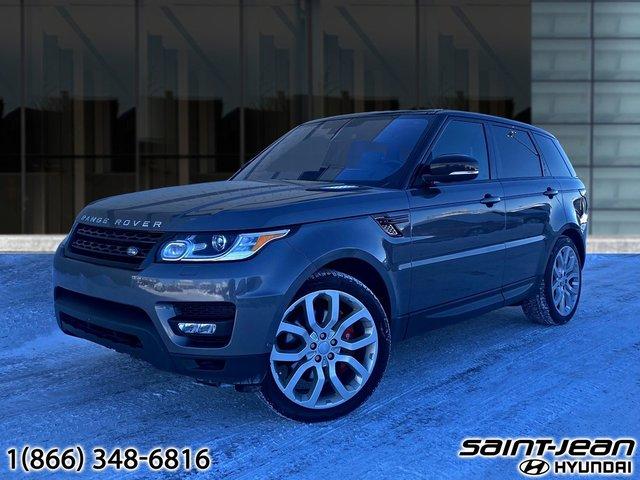 Land Rover Range Rover Sport V8 SC Dynamic 2016