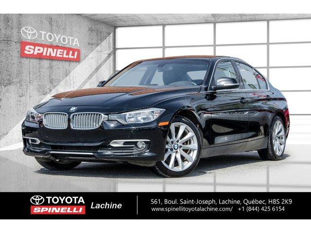 BMW 3 Series X DRIVE NOIR SUR NOIR WOW A QUI LA CHANCE 2014