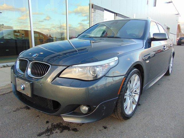 BMW 5 Series 535Xi DEAL PENDING EXECUTIVE MANUAL 2008