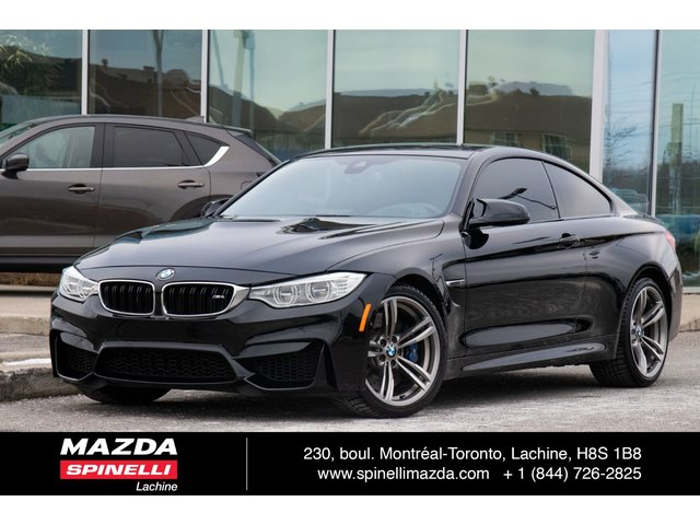 BMW M4 COUPE FULLY OPTIONED 2015