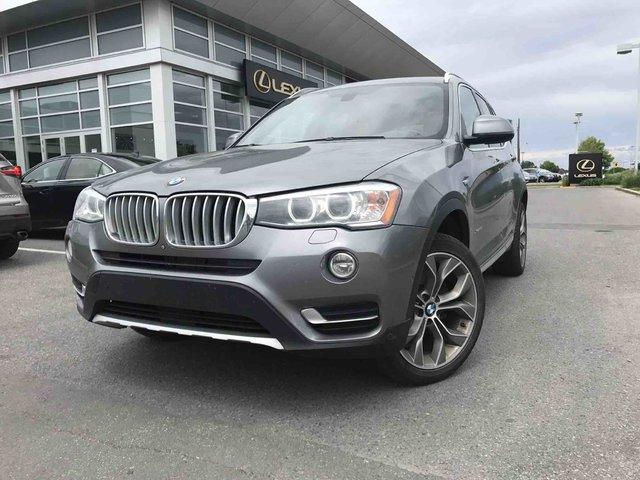 BMW X3 XDrive28d, DIESEL, NAV, CAM, PANORAMIC, 2015