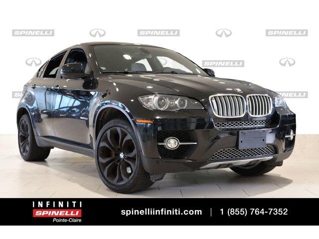 BMW X6 50i EXECUTIVE 2012