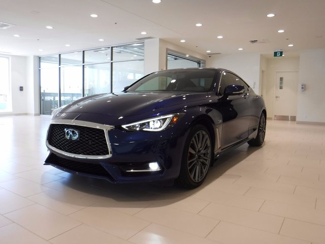 Infiniti Q60 Coupe 3.0t Red Sport 400 2017