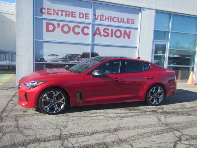 Kia Stinger GT Limited 2018