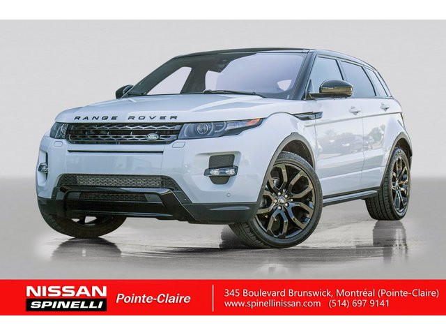 Land Rover Range Rover Evoque Dynamic 2015