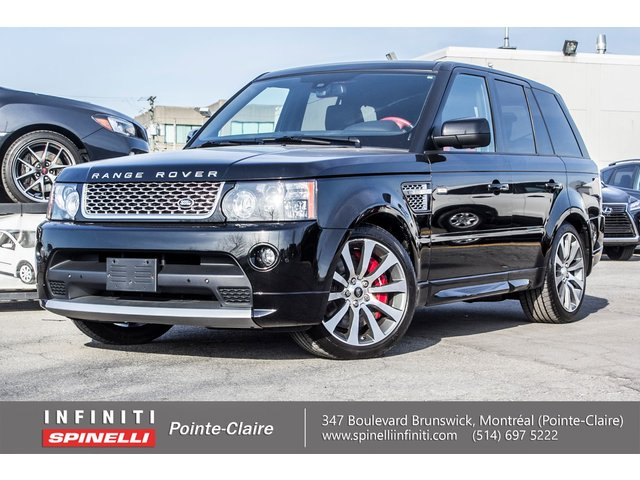 Land Rover Range Rover Sport SC Autobiography Sport 2013