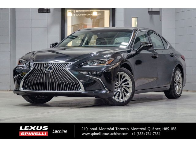 Lexus ES 350 ULTRA LUXE; CUIR TOIT PANO GPS AUDIO CARPLAY  2019