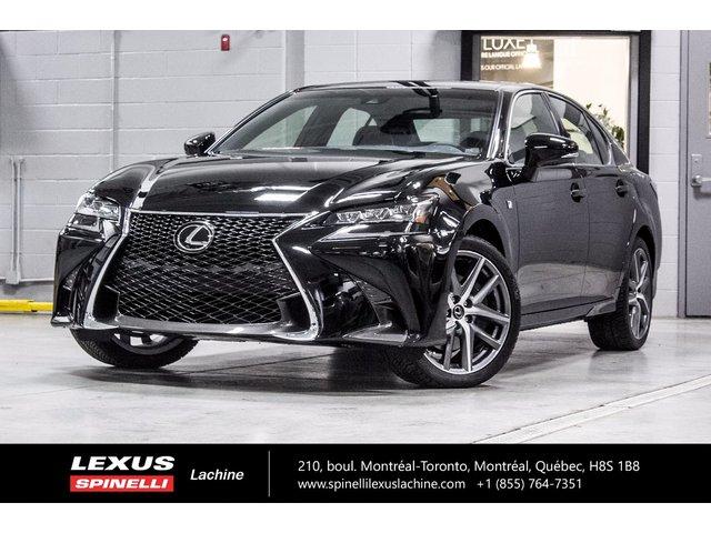 Lexus GS 350 F SPORT II; AUDIO TOIT GPS 2018