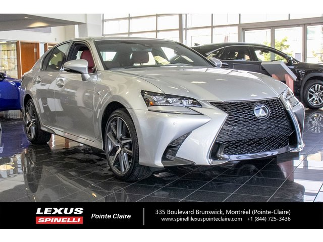 Lexus GS 350 F-SPORT SERIES-2, AWD NAVIGATION 2019