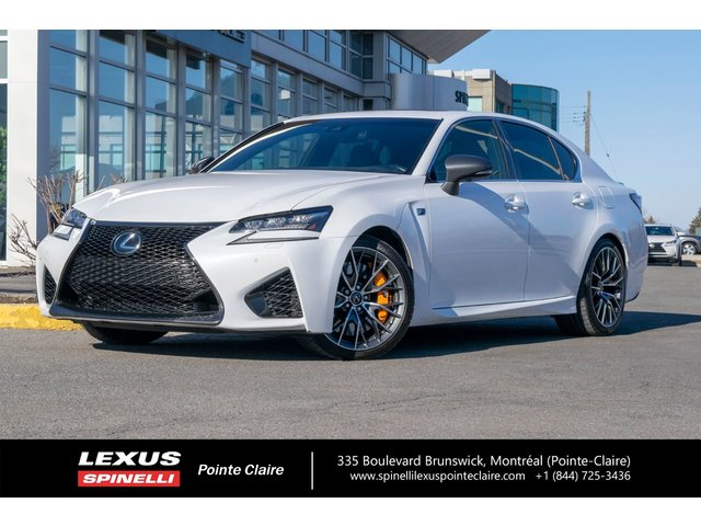 Lexus GS F V8, TRES RARE.IMPECCABLE 2016