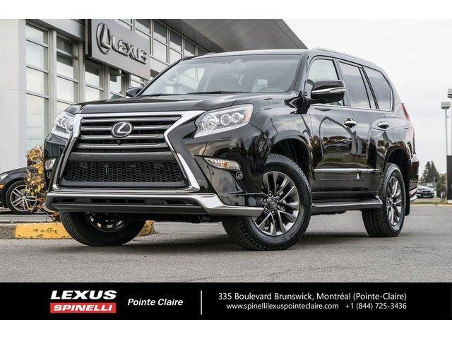 Lexus GX 460 GR EXECUTIF, 4X4, GPS, PRÉ-COLLISION, 7 PASSA 2019