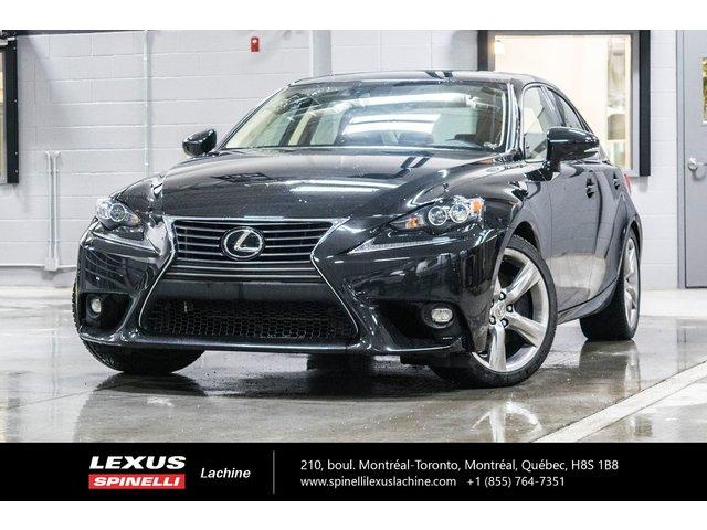 Lexus IS 350 GROUPE DE LUXE 2016