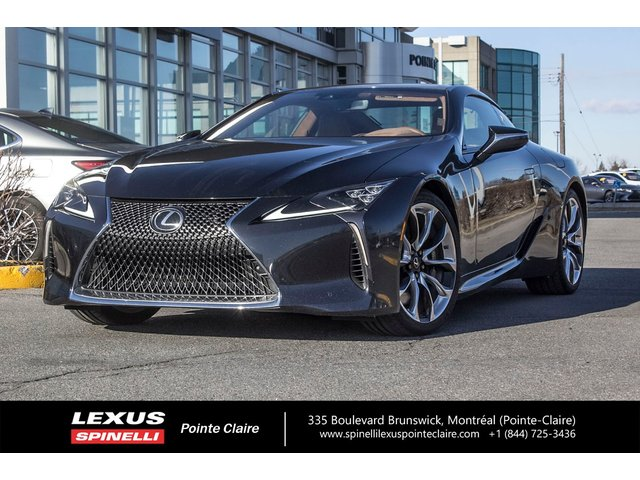 Lexus LC 500 V8, GR PERFORMANCE 2018