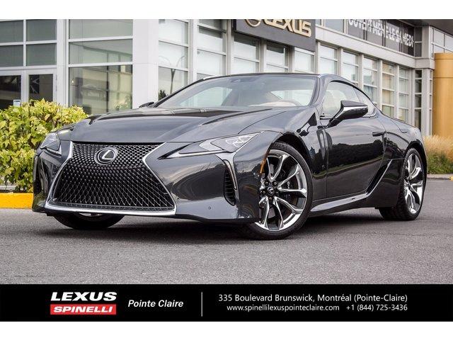 Lexus LC LC 500, V8 2018