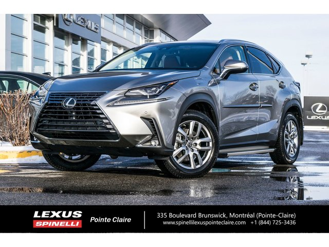 Lexus NX 300 LUXURY PACK, AWD, NAVIGATION, LEATHER AND ROO 2019