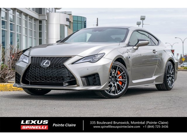 Lexus RC F V8, PERFORMANCE PACKAGE 2020