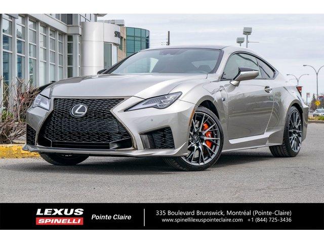 Lexus RC F V8, PERFORMANCE PACKAGE 2020