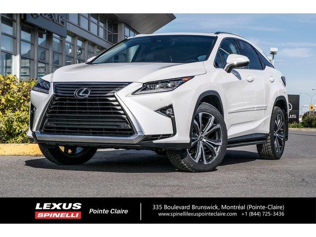 Lexus RX 350 AWD LUXE / LUXURY/ GPS 2019