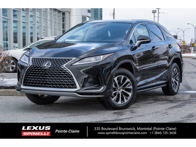 Lexus RX 350 AWD PREMIUM PACKAGE, LEATHER AND ROOF, BACK U 2020