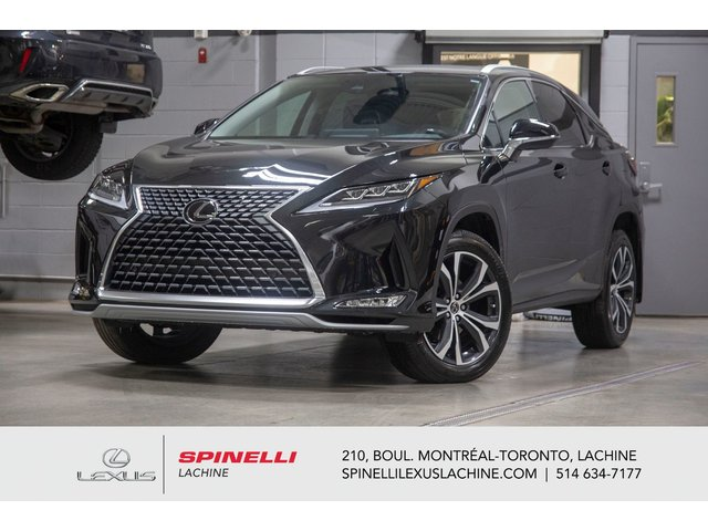 Lexus RX 350 LUXURY AWD; CUIR TOIT GPS ANGLES MORT LSS+ 2021