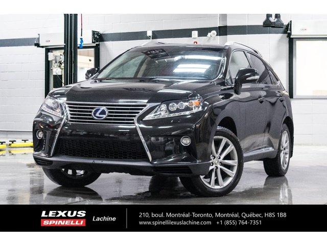 Lexus RX 450h GROUPE EXECUTIF 2015