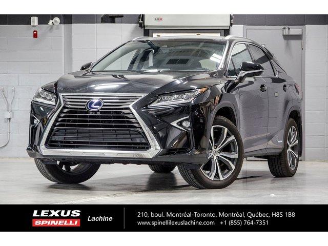 Lexus RX 450h EXEC + AWD; TOIT GPS DVD AUDIO 2016