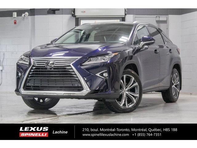 Lexus RX 350 EXECUTIF; TOIT PANO AUDIO GPS 2017