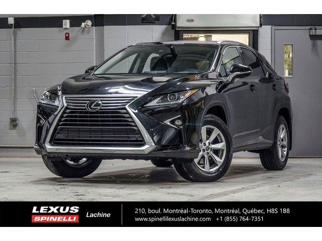 Lexus RX 350 NAVIGATION AWD; CUIR TOIT GPS ANGLES MORT LSS 2019