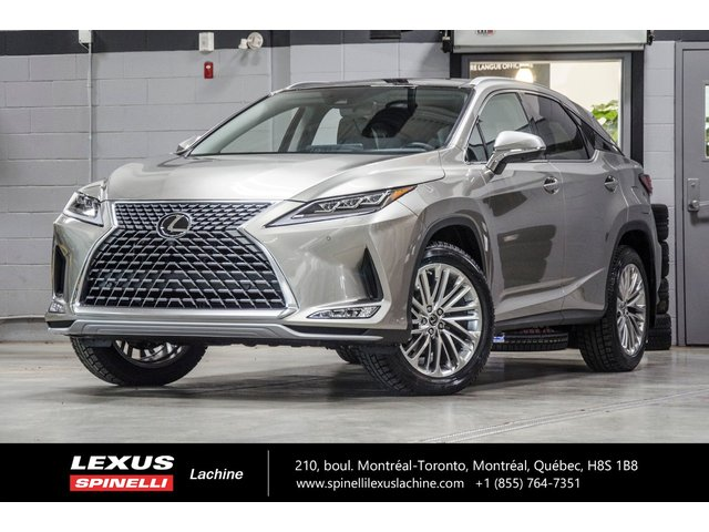 Lexus RX 350 EXECUTIVE AWD; TOIT PANORAMIQUE;MARK LEVINSON 2020