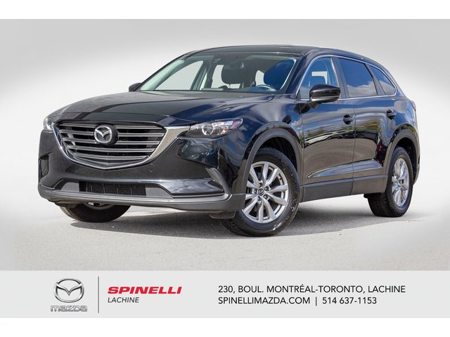 Mazda CX-9 GS AWD GPS Sieges Chauffants Camera de Recule 2017