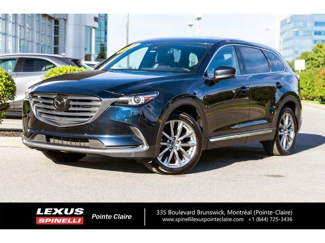 Mazda CX-9 **GT AWD** 2018