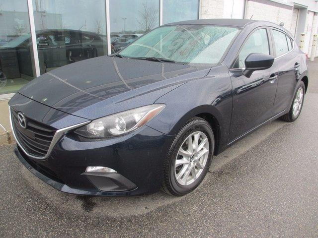 Mazda Mazda3 GS-SKY MANUAL 2014