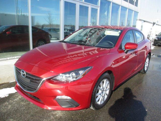 Mazda Mazda3 GS MANUAL 2015