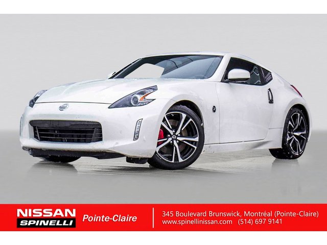 Nissan 370Z coupe SPORT COUPE 2019