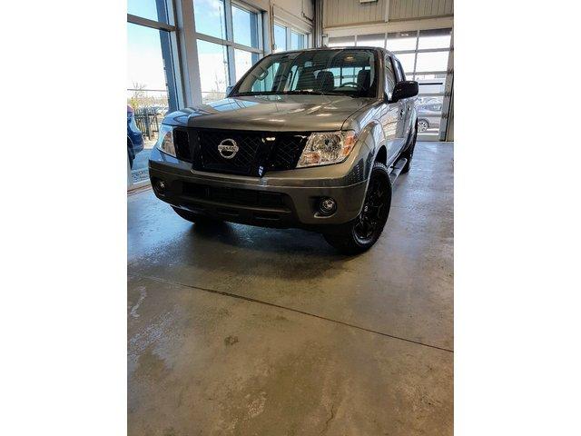 Nissan Frontier 4RM SV MIDNIGHT 2018
