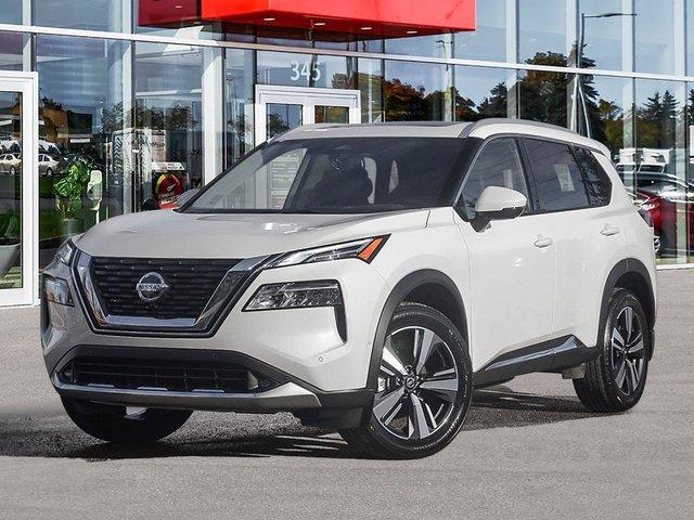 Nissan Rogue Platine 2021